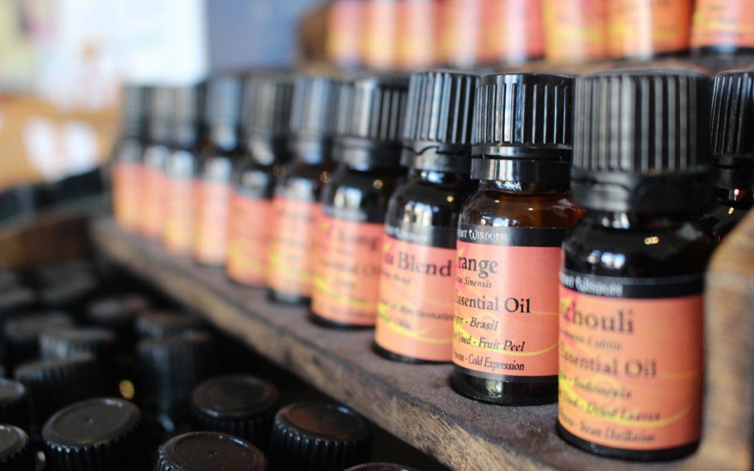 Soirées de découverte des huiles essentielles