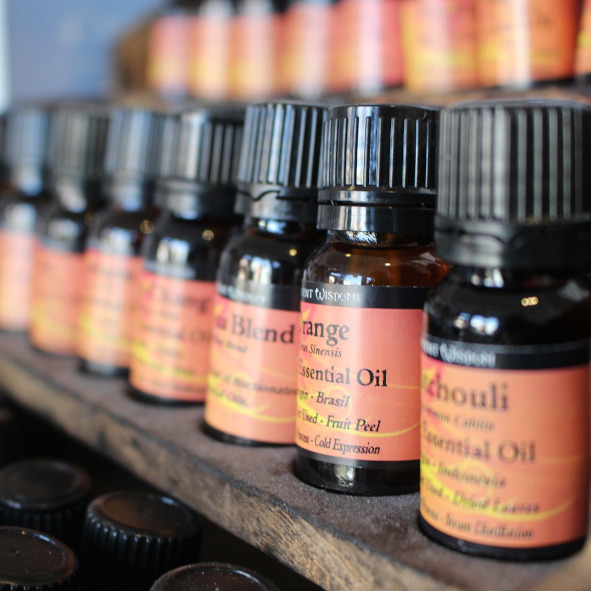 huiles essentielles 50mm - Agenda
